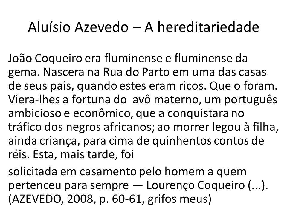 Aluísio Azevedo – A hereditariedade
