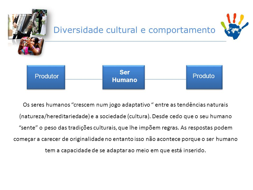 Diversidade cultural e comportamento