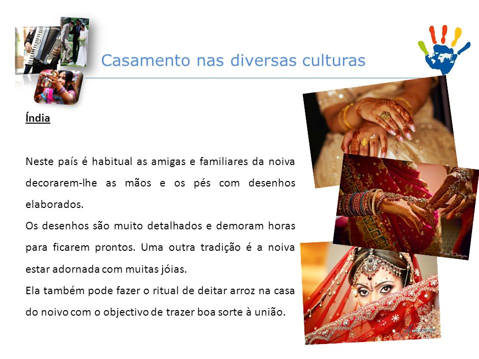 Casamento nas diversas culturas