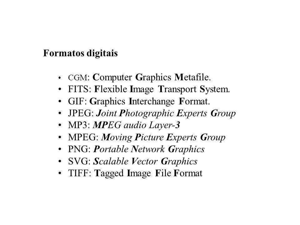 FITS: Flexible Image Transport System.