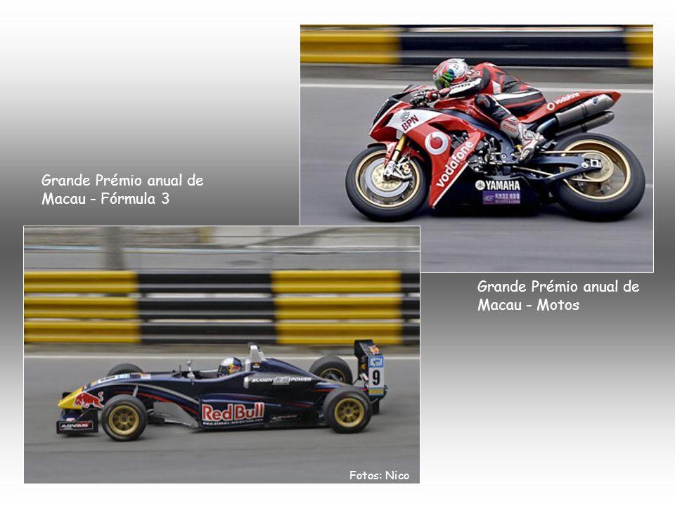 Grande Prémio anual de Macau - Fórmula 3 Grande Prémio anual de