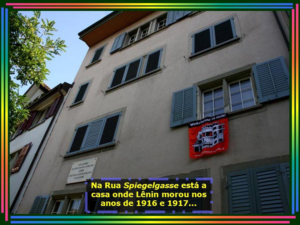 IMG_3222 - SUIÇA - ZURICH - CASA ONDE MOROU LENIN-700