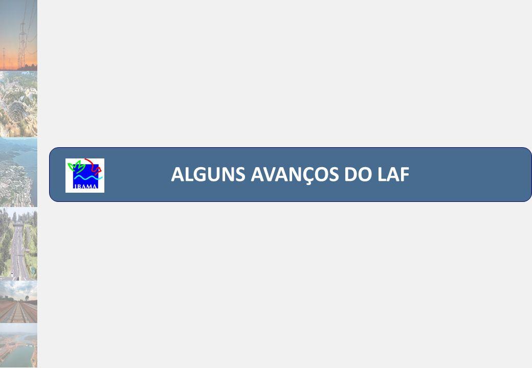 ALGUNS AVANÇOS DO LAF 39 39