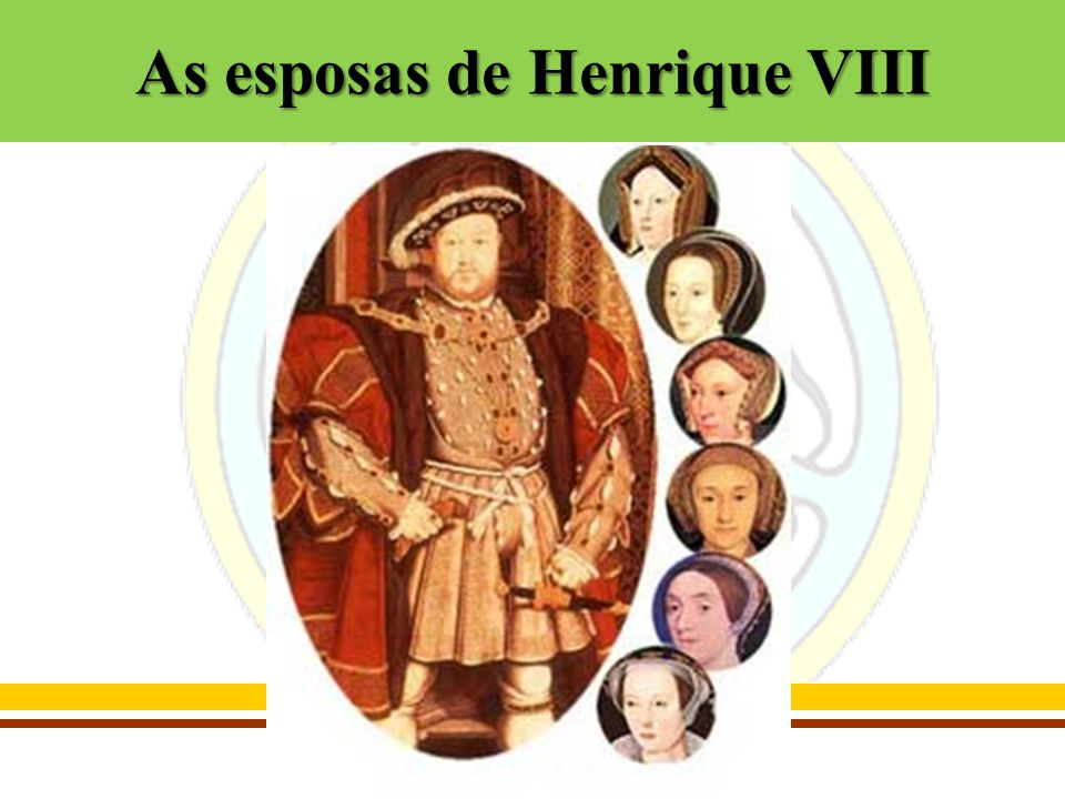 As esposas de Henrique VIII
