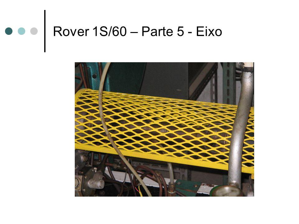 Rover 1S/60 – Parte 5 - Eixo
