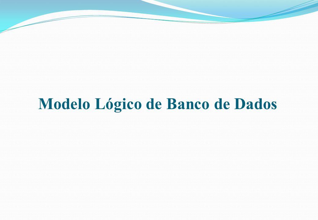 Modelo Lógico de Banco de Dados
