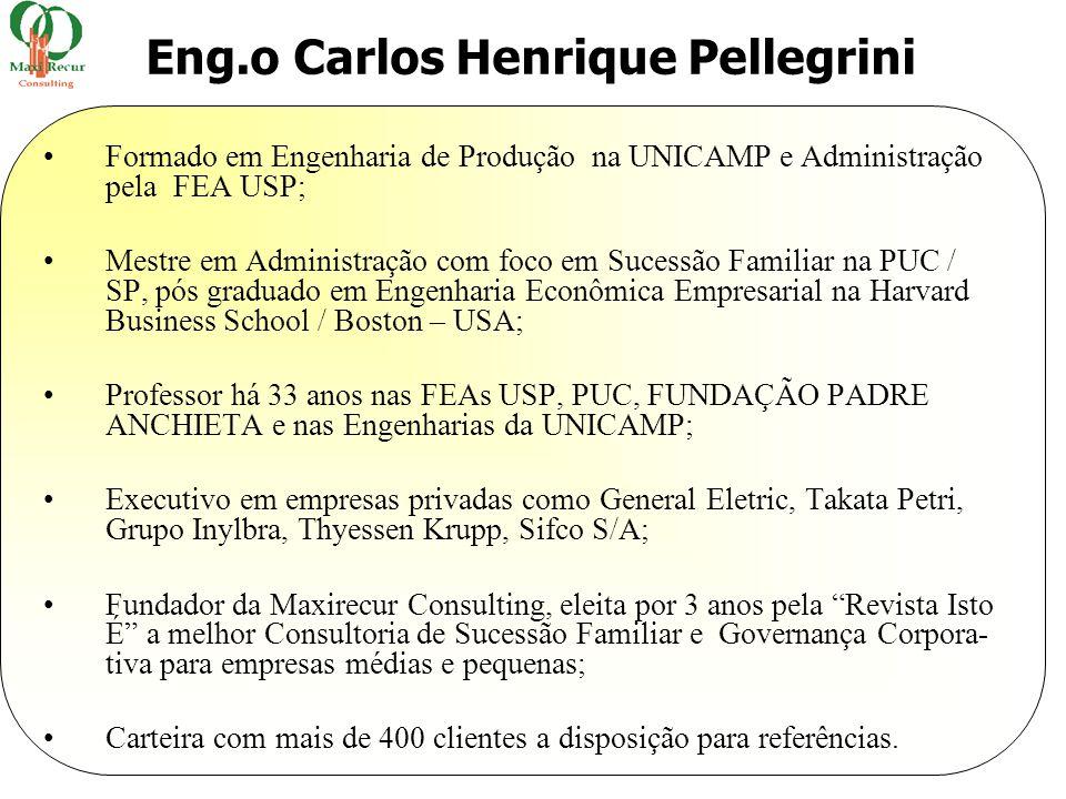 Eng.o Carlos Henrique Pellegrini