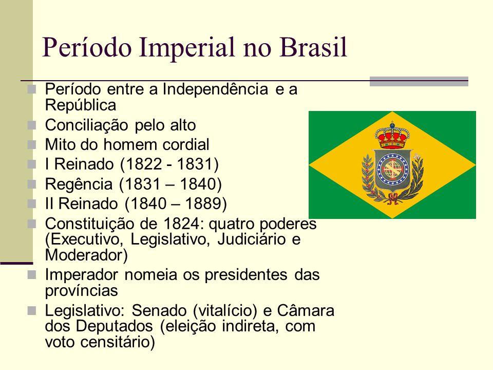 Período Imperial no Brasil