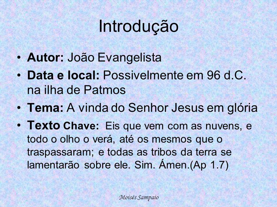 Introdução Autor: João Evangelista