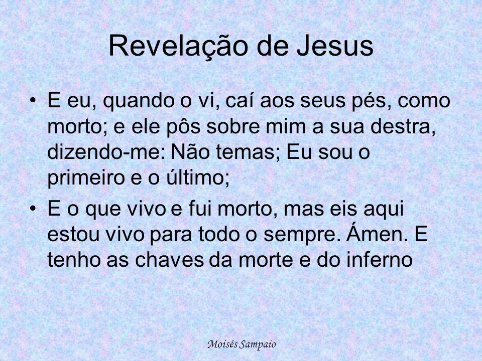 Revelação de Jesus