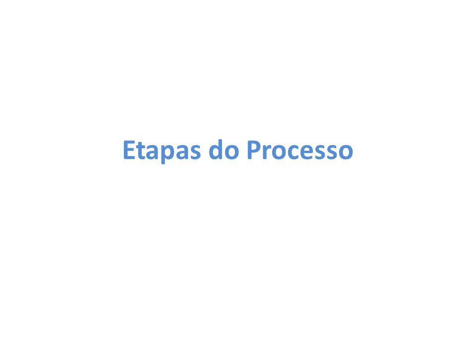 Etapas do Processo Nessa seção será explicado como é executado o MapReduce, mostrando as etapas do processo.