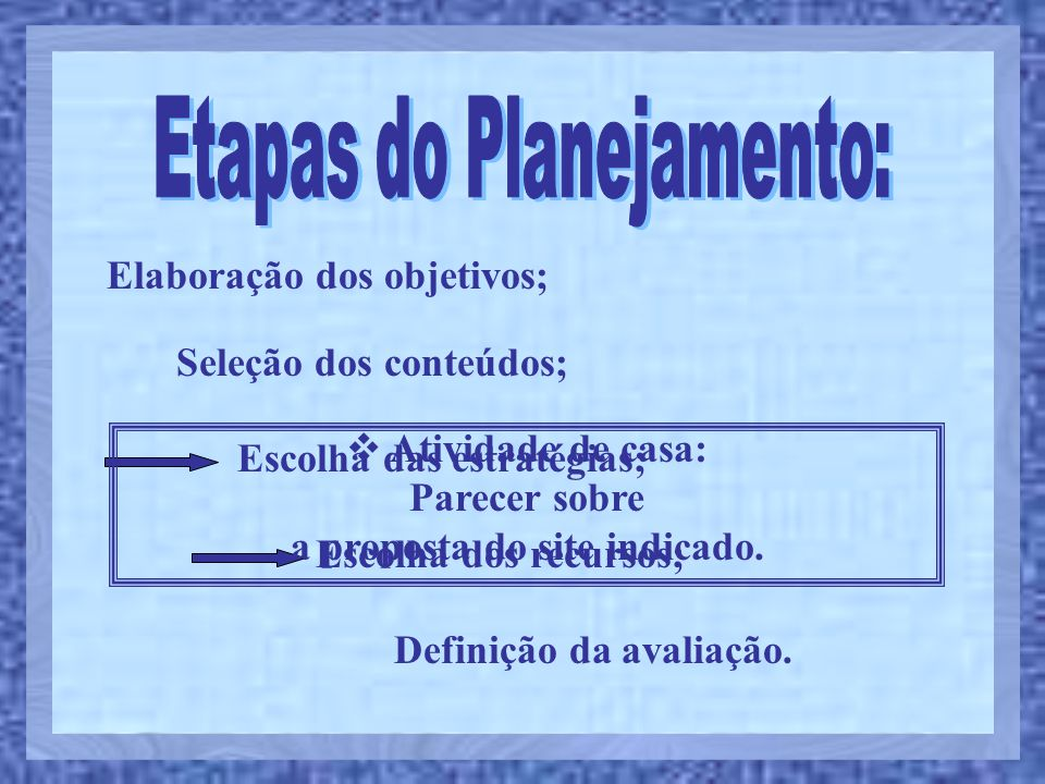 a proposta do site indicado.