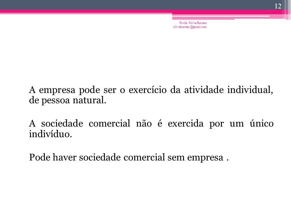 Profa. Silvia Bertani silviabertani@gmail.com