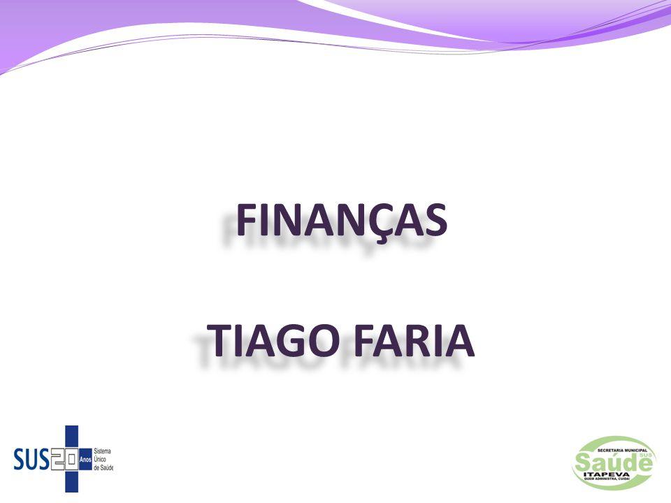 FINANÇAS TIAGO FARIA