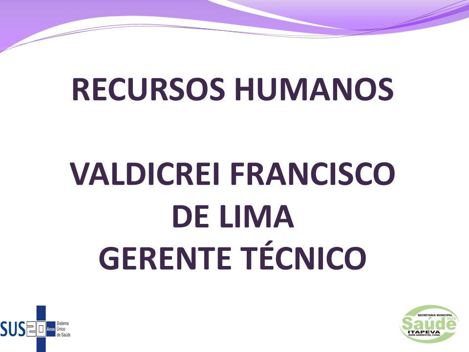 VALDICREI FRANCISCO DE LIMA