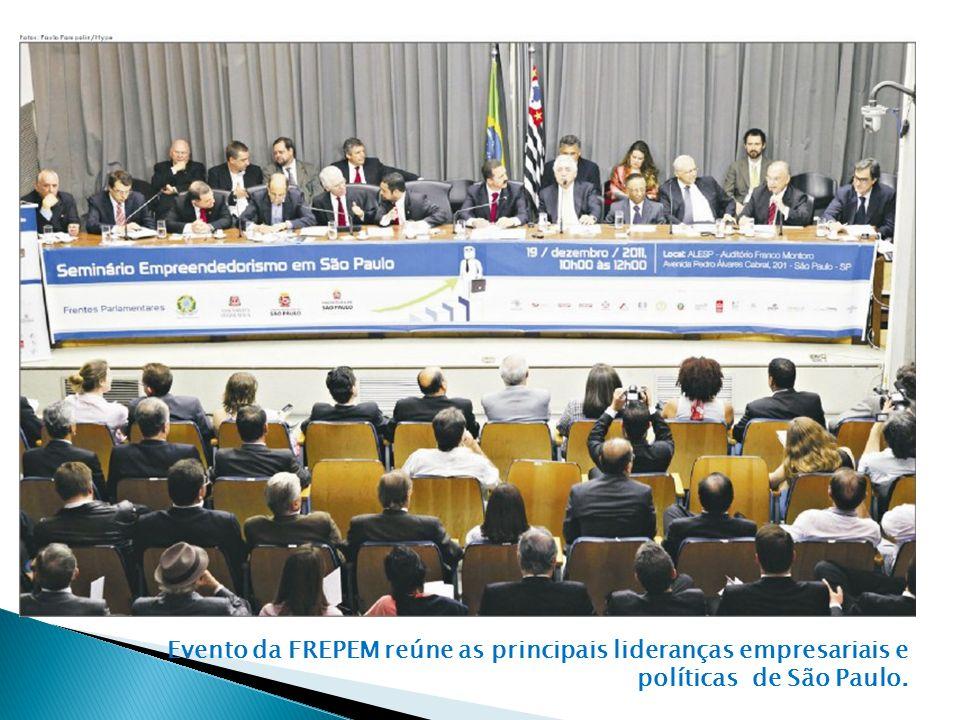 Este encontro de Dezembro reuniu as principais lideranças e definiu a pauta de interesse dos Empreendedores Individuais e das Micro e Pequenas Empresas – CARTA DE SÃO PAULO