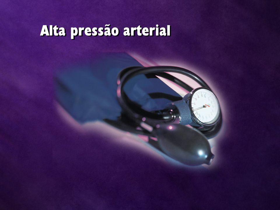 Alta pressão arterial