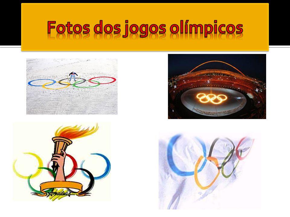 Fotos dos jogos olímpicos