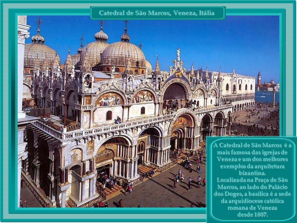 Catedral de São Marcos, Veneza, Itália