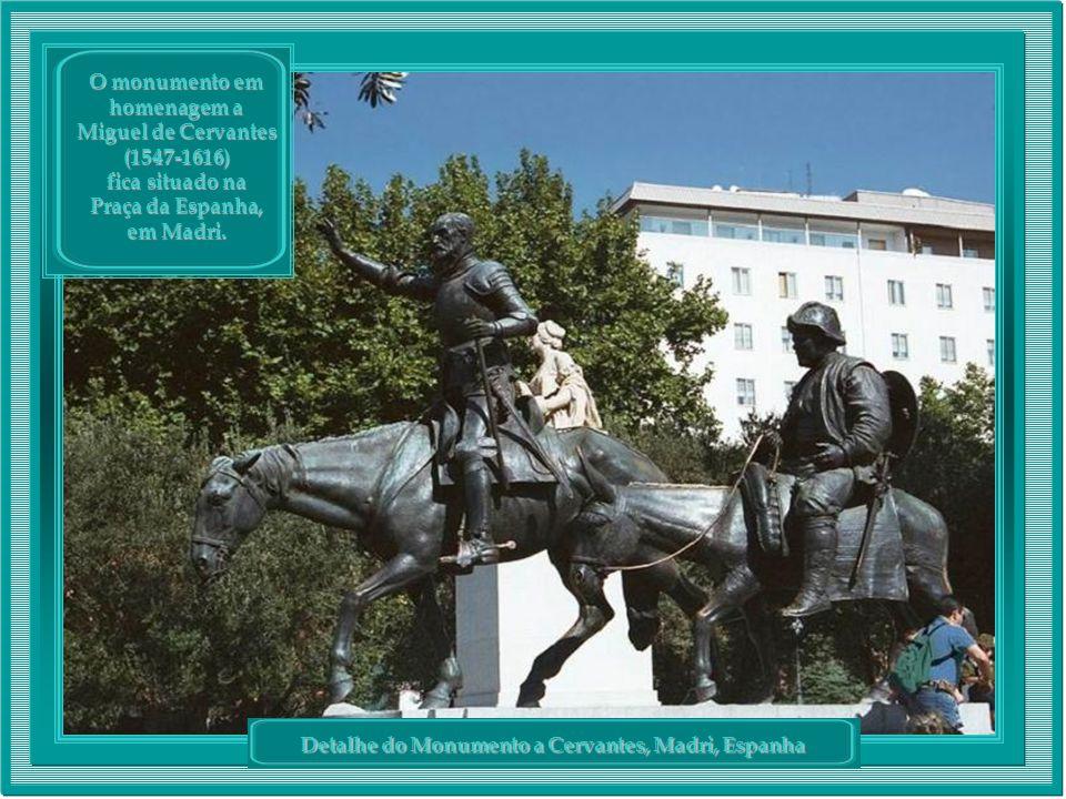 O monumento em homenagem a