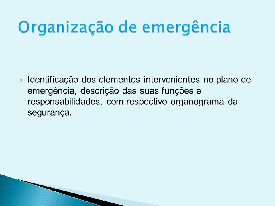 Organização de emergência