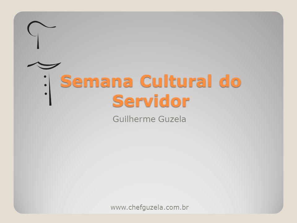 Semana Cultural do Servidor