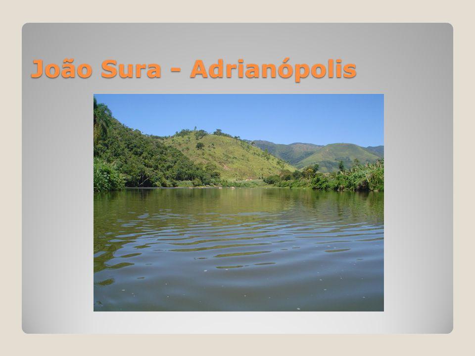 João Sura - Adrianópolis