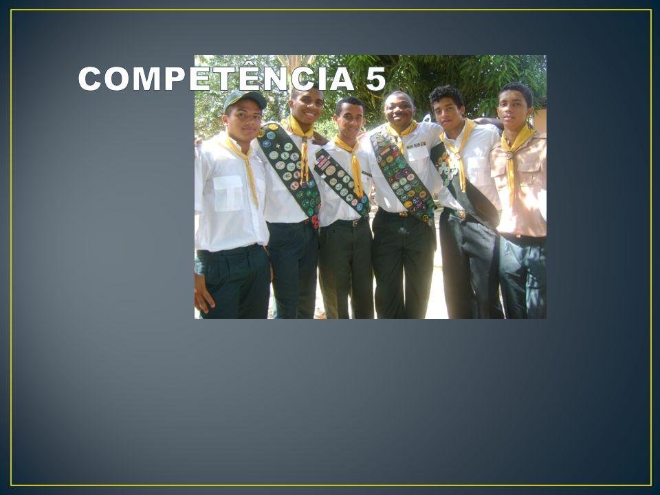 COMPETÊNCIA 5