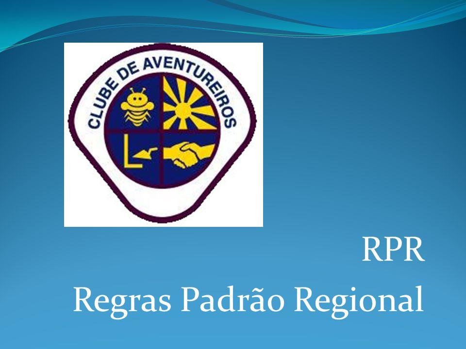 RPR Regras Padrão Regional