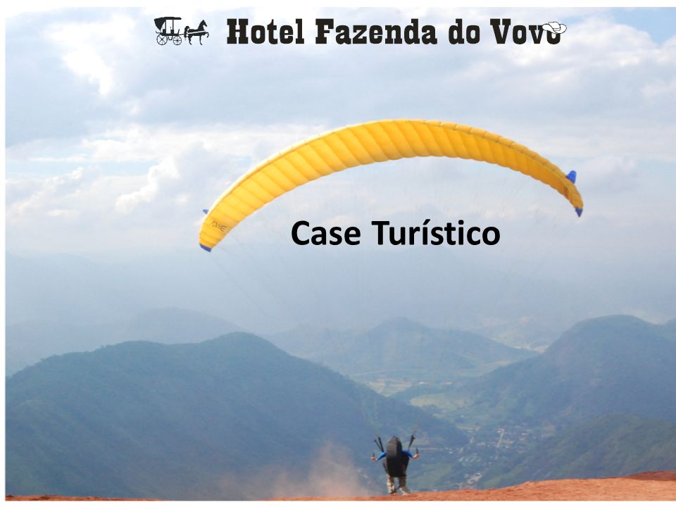 Case Turístico