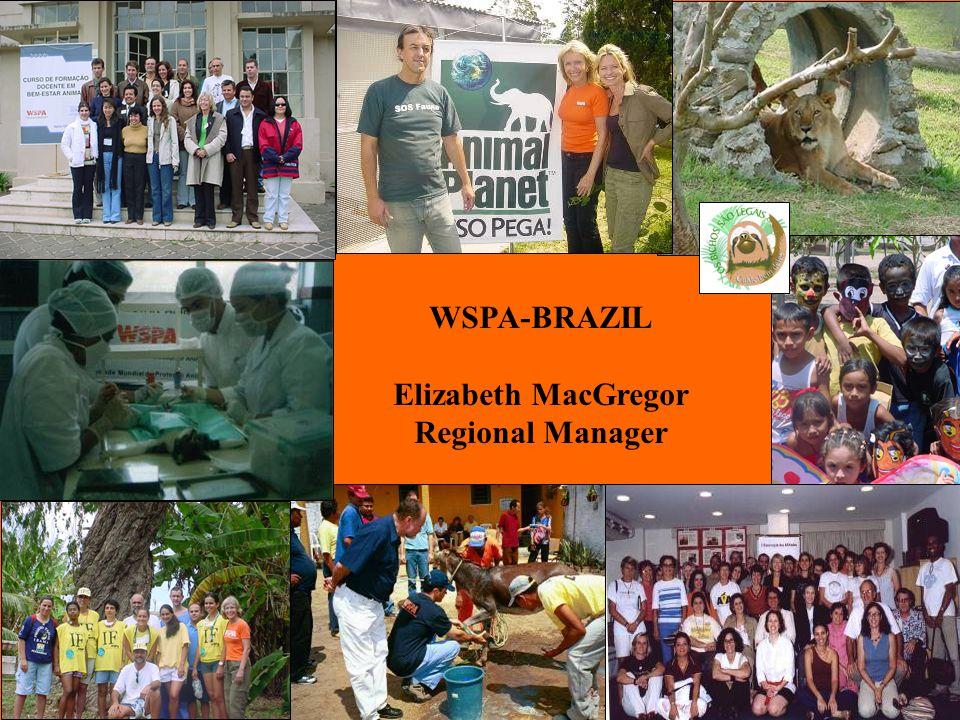 Elizabeth MacGregor Regional Manager