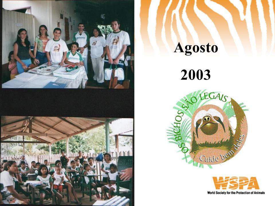 Agosto 2003
