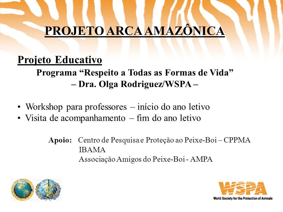 PROJETO ARCA AMAZÔNICA