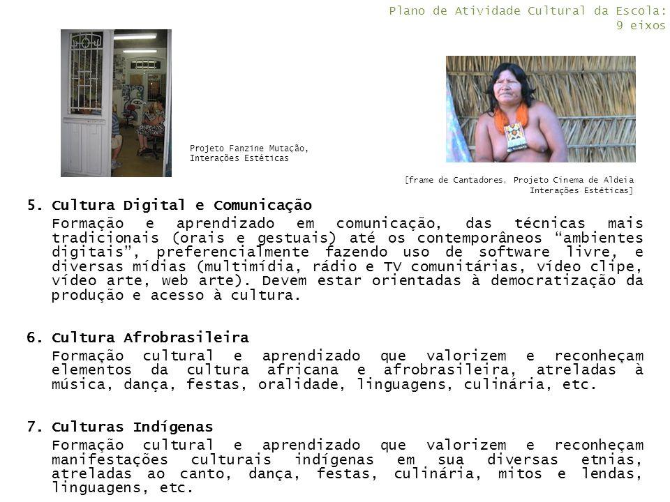 Cultura Digital e Comunicação