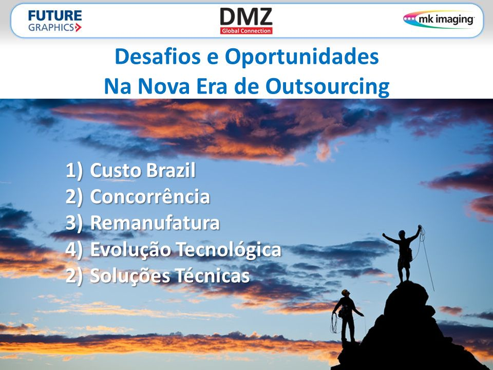 Desafios e Oportunidades Na Nova Era de Outsourcing