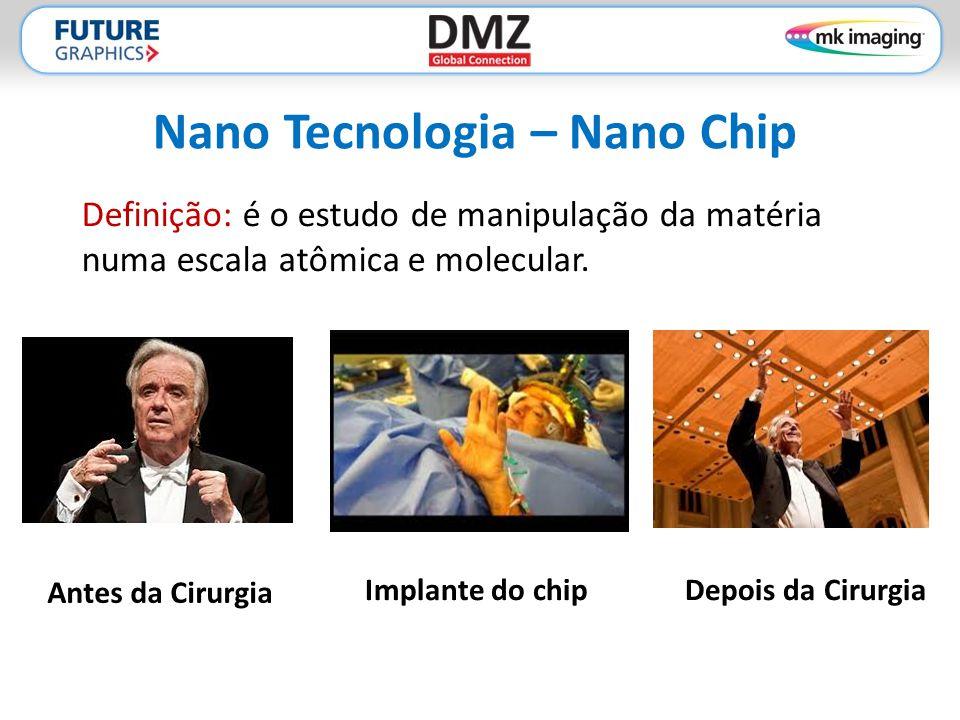 Nano Tecnologia – Nano Chip