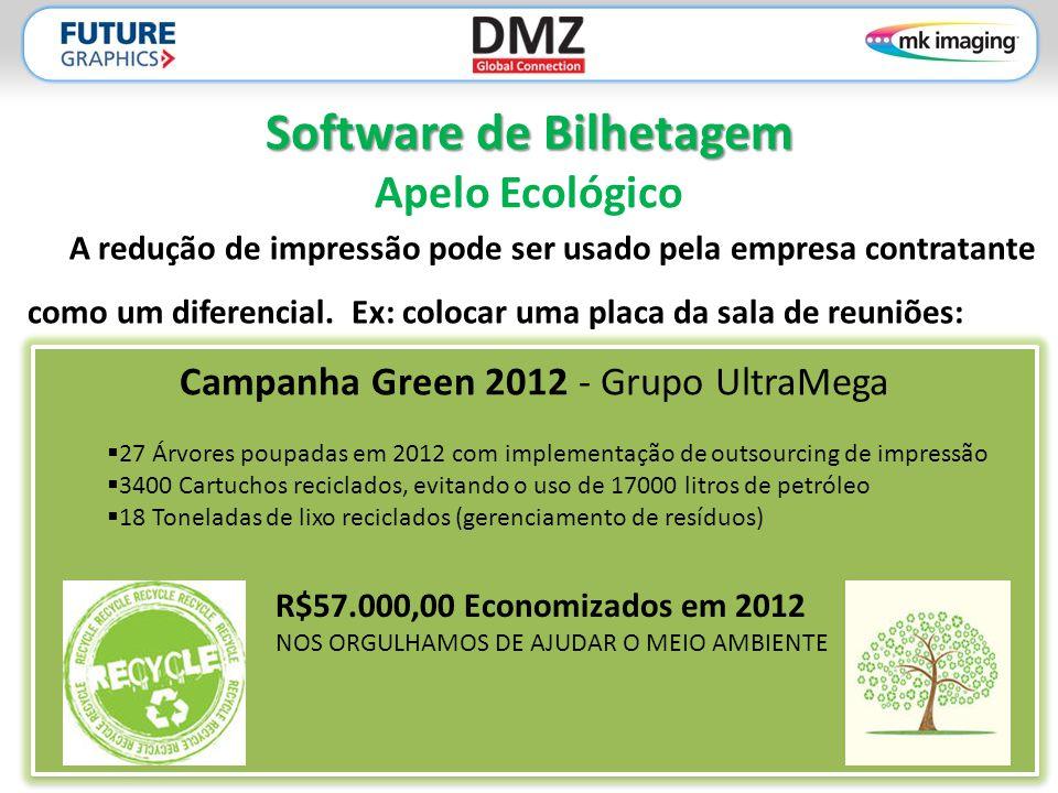 Software de Bilhetagem Apelo Ecológico