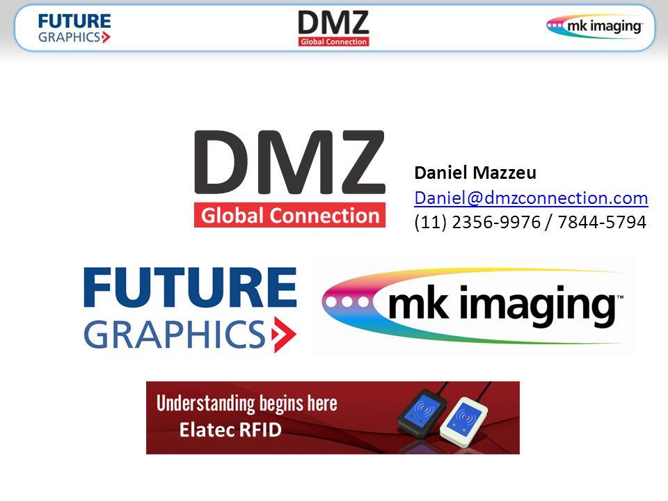 Elatec RFID Daniel Mazzeu Daniel@dmzconnection.com