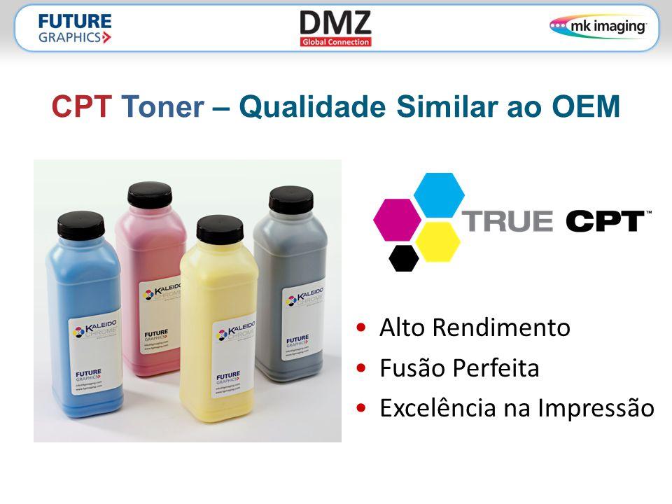 CPT Toner – Qualidade Similar ao OEM