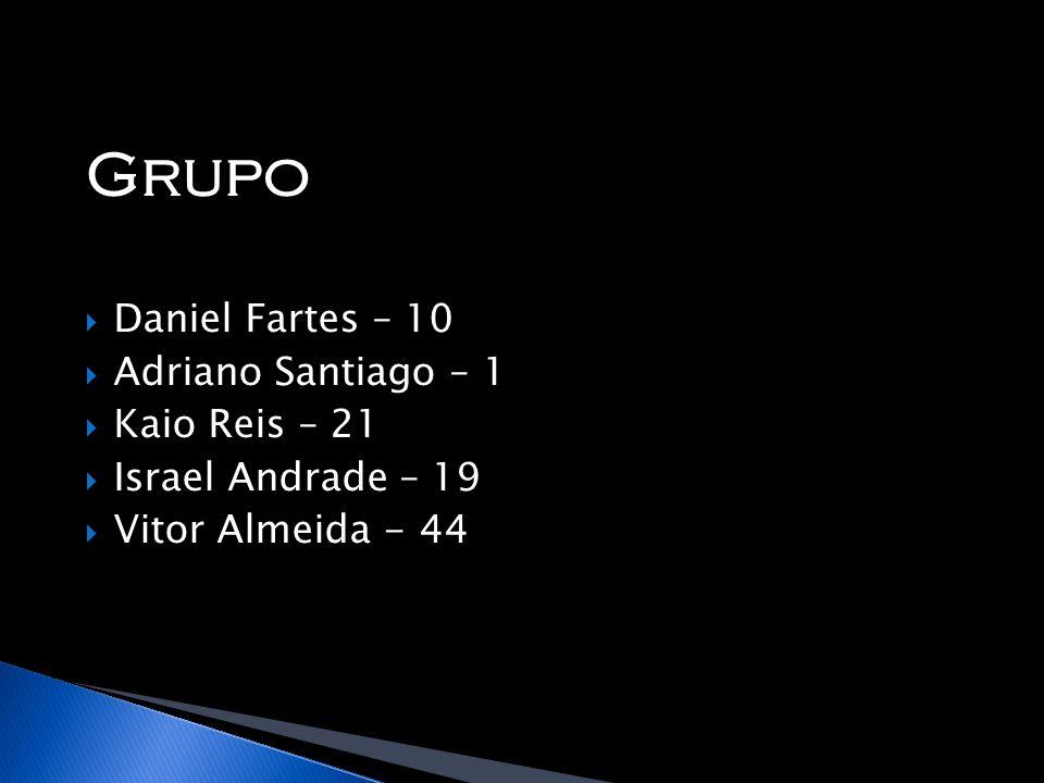 Grupo Daniel Fartes – 10 Adriano Santiago – 1 Kaio Reis – 21