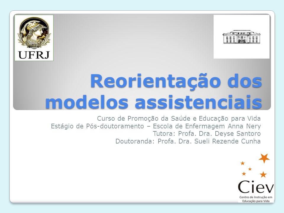 Reorientação dos modelos assistenciais