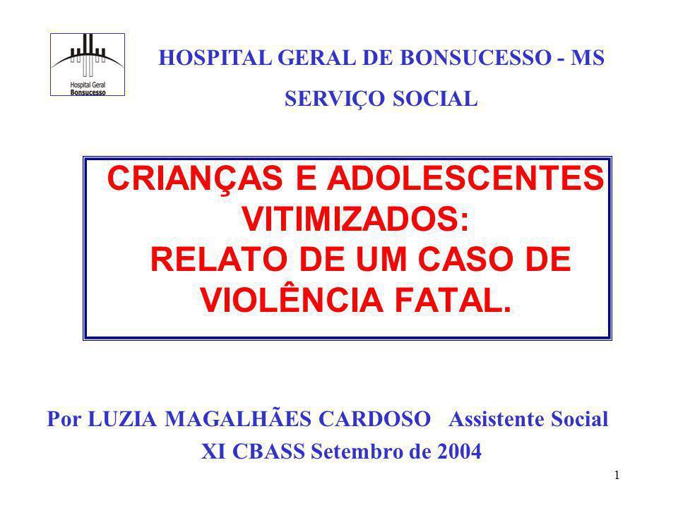 HOSPITAL GERAL DE BONSUCESSO - MS