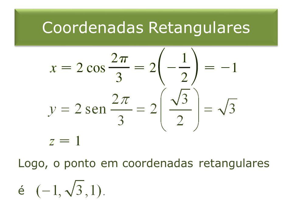 Coordenadas Retangulares
