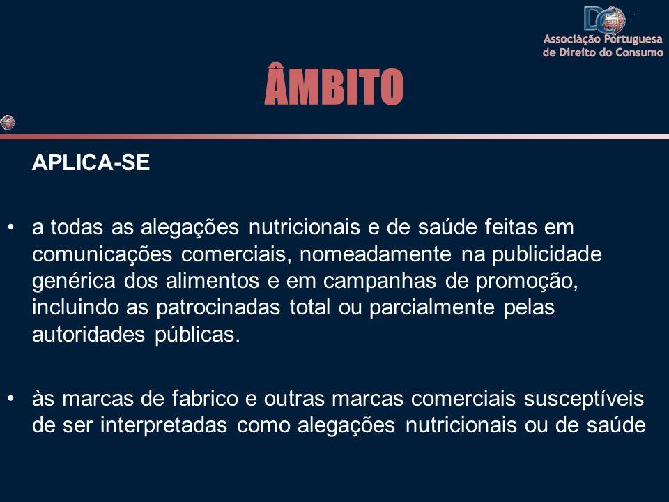 ÂMBITO APLICA-SE.