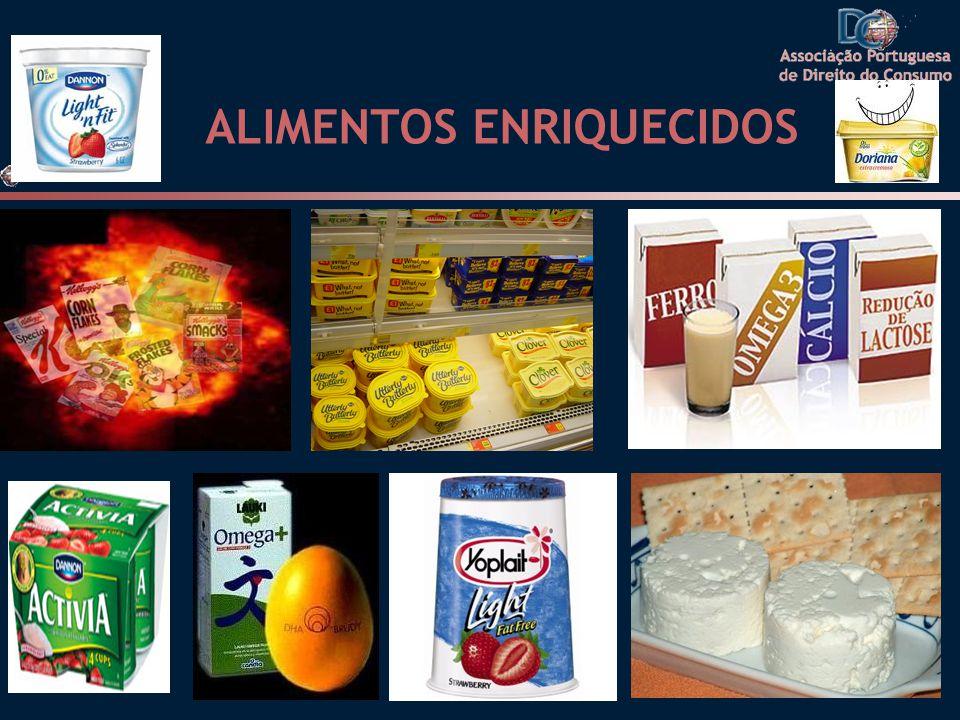 ALIMENTOS ENRIQUECIDOS