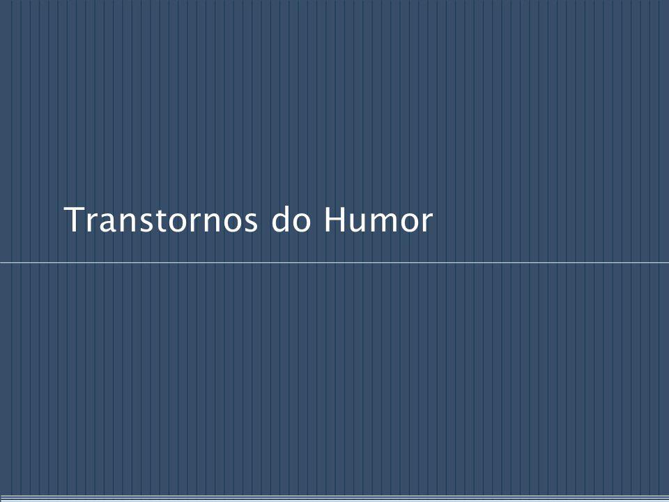Transtornos do Humor