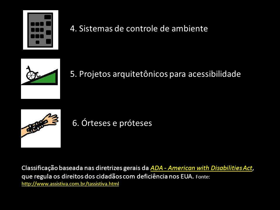 4. Sistemas de controle de ambiente