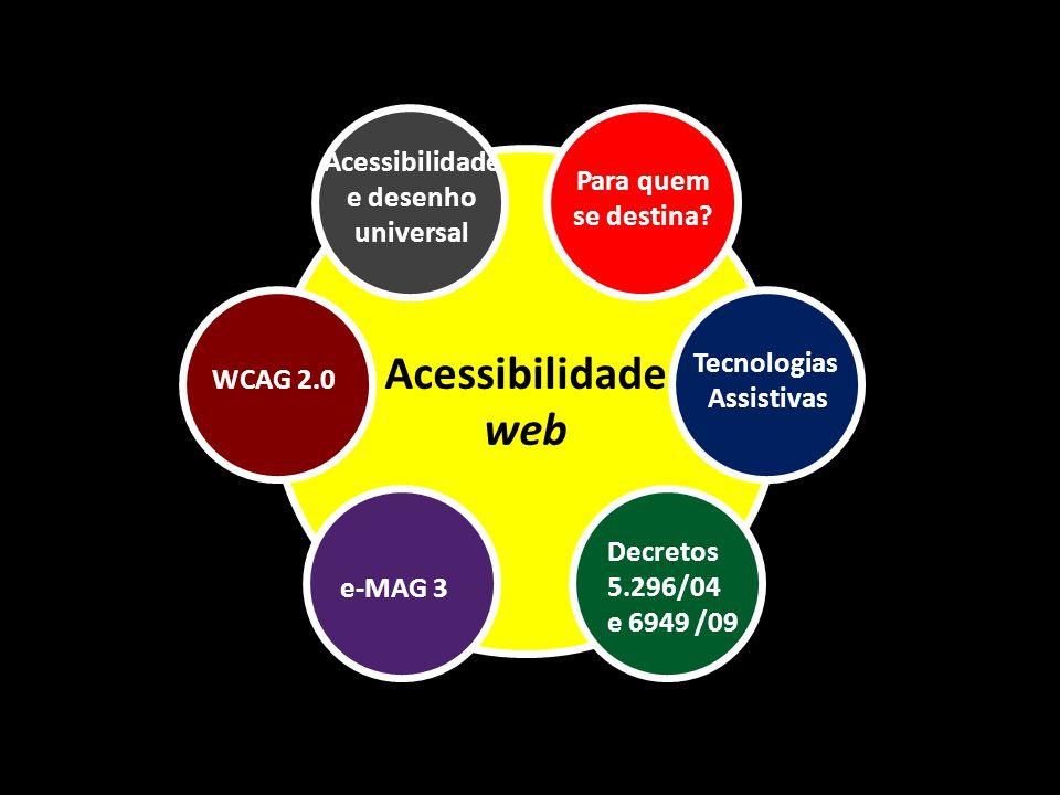 Acessibilidade e desenho universal
