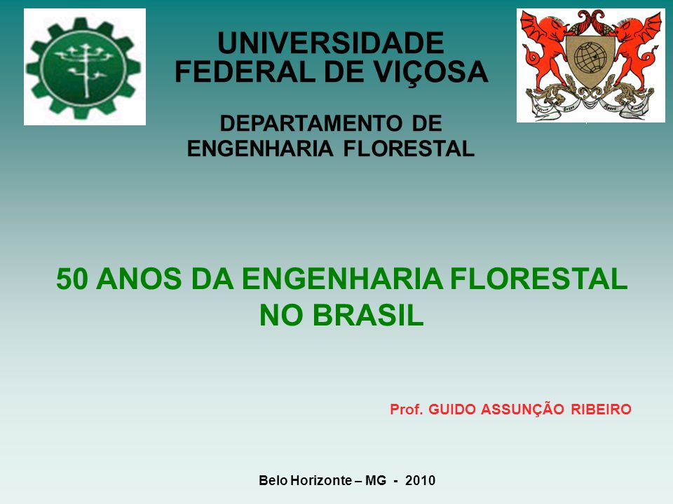 UNIVERSIDADE FEDERAL DE VIÇOSA