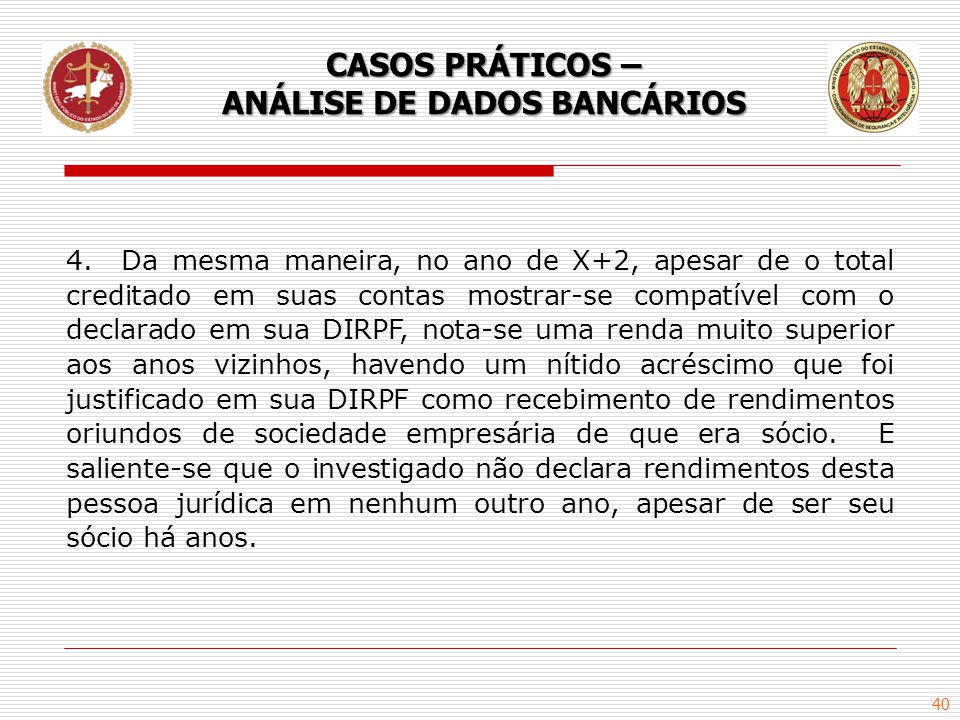 CASOS PRÁTICOS – ANÁLISE DE DADOS BANCÁRIOS